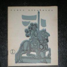 Coleccionismo de Revista Temas Españoles: AGUIRRE PRADO, LUIS: EQUITACION. TEMAS ESPAÑOLES Nº 359.. Lote 153121498