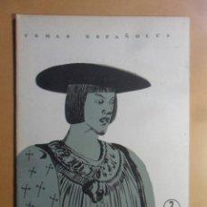 Coleccionismo de Revista Temas Españoles: Nº 341 - REVISTA TEMAS ESPAÑOLES - CARLOS V - 1957. Lote 154975890