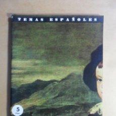 Collectionnisme de Magazine Temas Españoles: Nº 418 - REVISTA TEMAS ESPAÑOLES - VELAZQUEZ - 1962. Lote 154984722