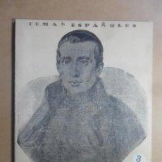 Coleccionismo de Revista Temas Españoles: Nº 133 - REVISTA TEMAS ESPAÑOLES - BALMES - 1954. Lote 154985466