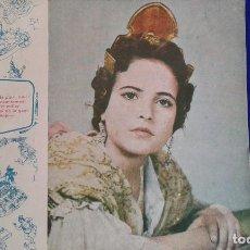 Coleccionismo de Revista Temas Españoles: DIANA FALLERA 1960. Lote 158173114