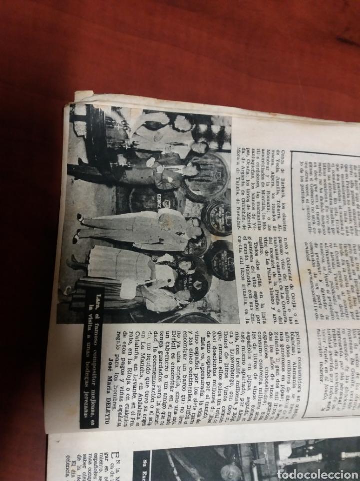 Coleccionismo de Revista Temas Españoles: Semanario El Español 1958 - Foto 2 - 159160762