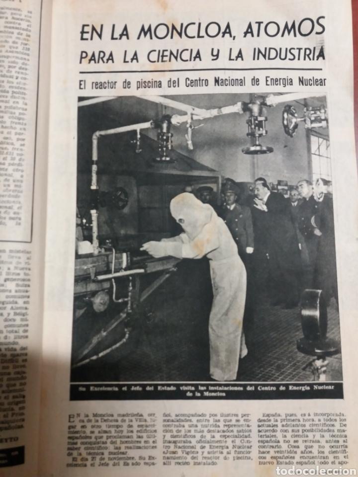 Coleccionismo de Revista Temas Españoles: Semanario El Español 1958 - Foto 3 - 159160762