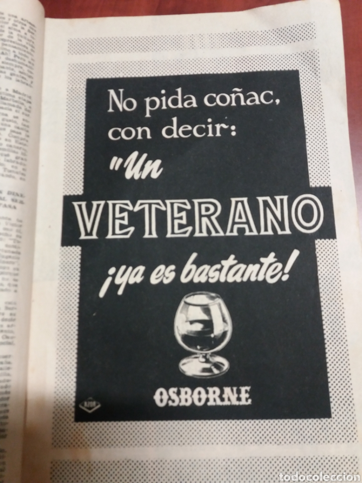 Coleccionismo de Revista Temas Españoles: Semanario El Español 1958 - Foto 4 - 159160762