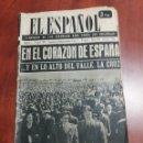 Coleccionismo de Revista Temas Españoles: SEMANARIO EL ESPAÑOL 1959. Lote 159161056