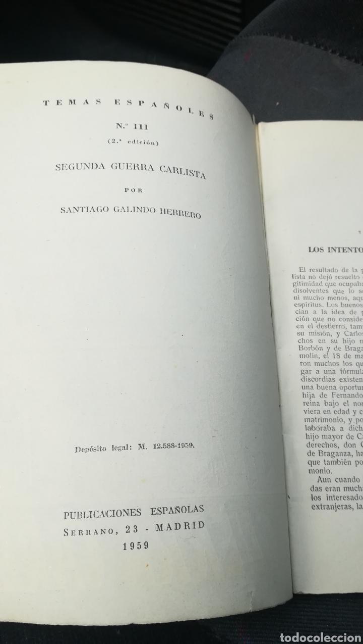 Coleccionismo de Revista Temas Españoles: Revista, Temas Españoles N 111 de 1959 - Foto 2 - 159967029
