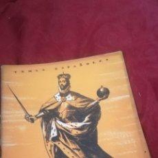 Coleccionismo de Revista Temas Españoles: REVISTA, TEMAS ESPAÑOLES N 210 DE 1955. Lote 160594506