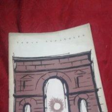 Coleccionismo de Revista Temas Españoles: REVISTA TEMAS ESPAÑOLES N 388 DE 1959. Lote 160594918
