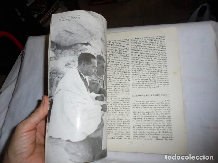 Coleccionismo de Revista Temas Españoles: EL GENERAL VARELA.INES GARCIA DE LA ESCALERA.TEMAS ESPAÑOLES Nº 77.-MADRID 1954 - Foto 2 - 161020222