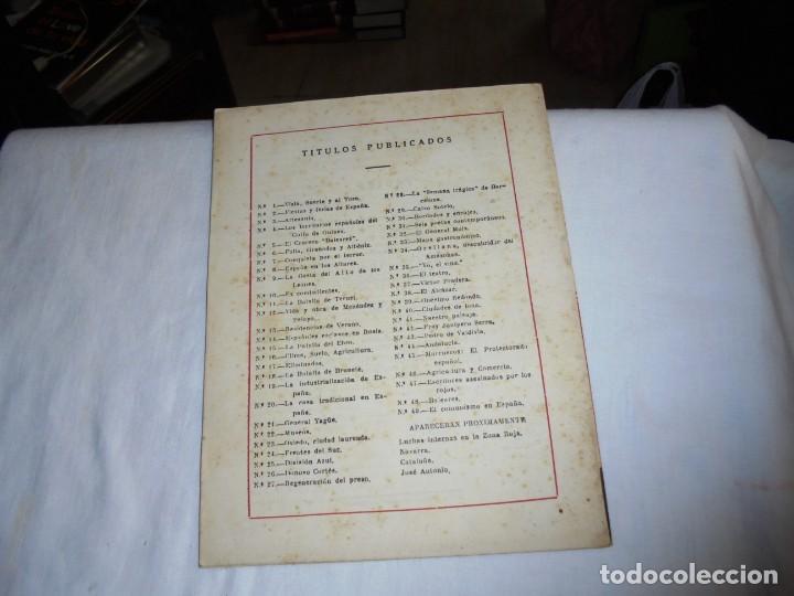 Coleccionismo de Revista Temas Españoles: EL COMUNISMO EN ESPAÑA.EDUARDO COMIN COLOMER.TEMAS ESPAÑOLES Nº 49.-MADRID 1953 - Foto 5 - 161021434