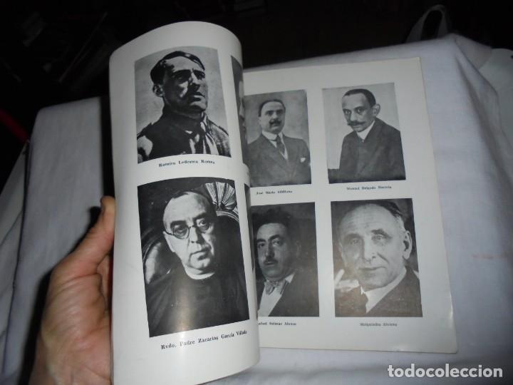 Coleccionismo de Revista Temas Españoles: ESCRITORES ASESINADOS POR LOS ROJOS.JORGE SANZ Y DIAZ.TEMAS ESPAÑOLES Nº47.-MADRID 1953 - Foto 4 - 161021982