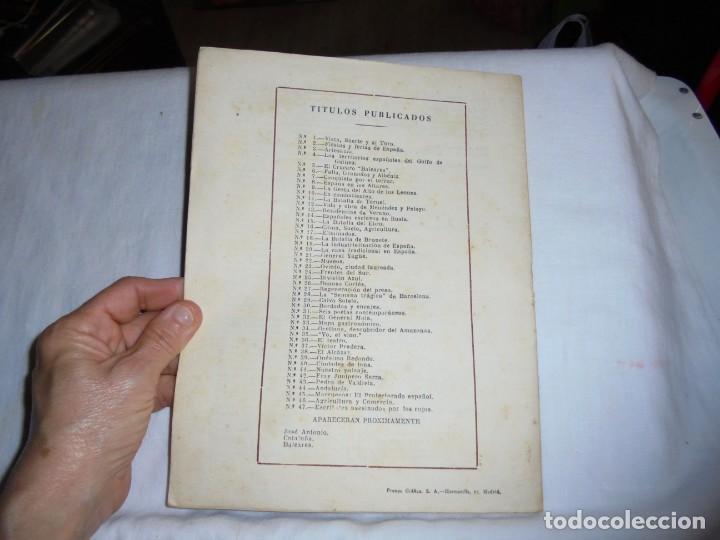 Coleccionismo de Revista Temas Españoles: ESCRITORES ASESINADOS POR LOS ROJOS.JORGE SANZ Y DIAZ.TEMAS ESPAÑOLES Nº47.-MADRID 1953 - Foto 6 - 161021982