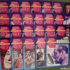 Collectionnisme de Magazine Temas Españoles: COLECCIONABLE LOS ESPAÑOLES AÑO 1972. LOTE DE 23 REVISTAS. Lote 162350141