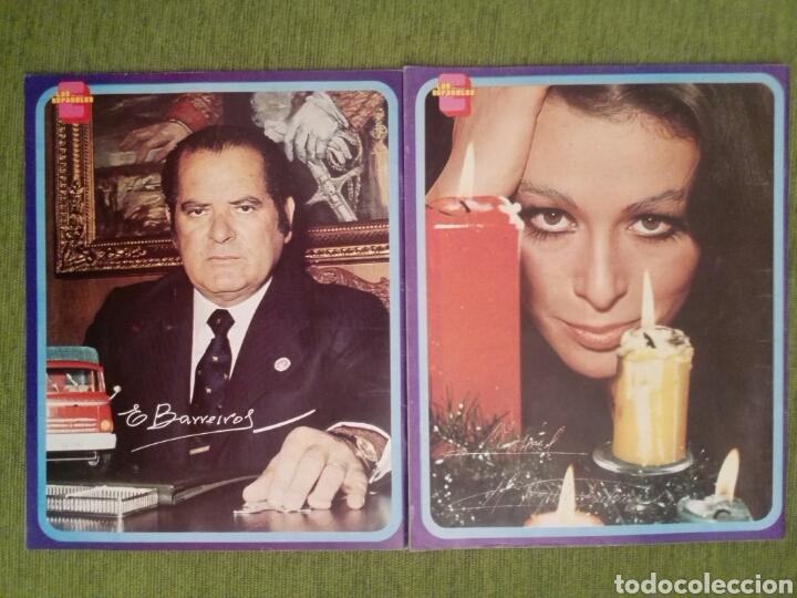 Coleccionismo de Revista Temas Españoles: COLECCIONABLE LOS ESPAÑOLES AÑO 1972. LOTE DE 23 REVISTAS - Foto 7 - 162350141