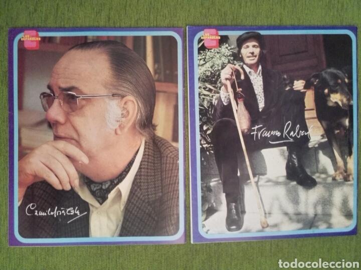 Coleccionismo de Revista Temas Españoles: COLECCIONABLE LOS ESPAÑOLES AÑO 1972. LOTE DE 23 REVISTAS - Foto 11 - 162350141
