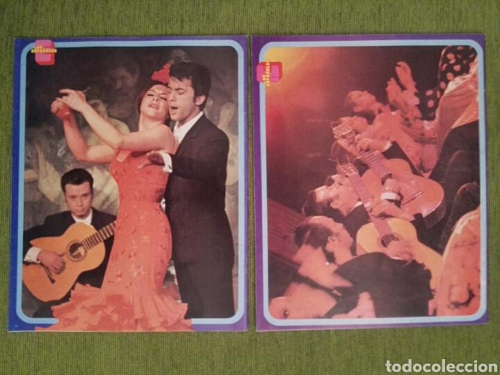 Coleccionismo de Revista Temas Españoles: COLECCIONABLE LOS ESPAÑOLES AÑO 1972. LOTE DE 23 REVISTAS - Foto 13 - 162350141
