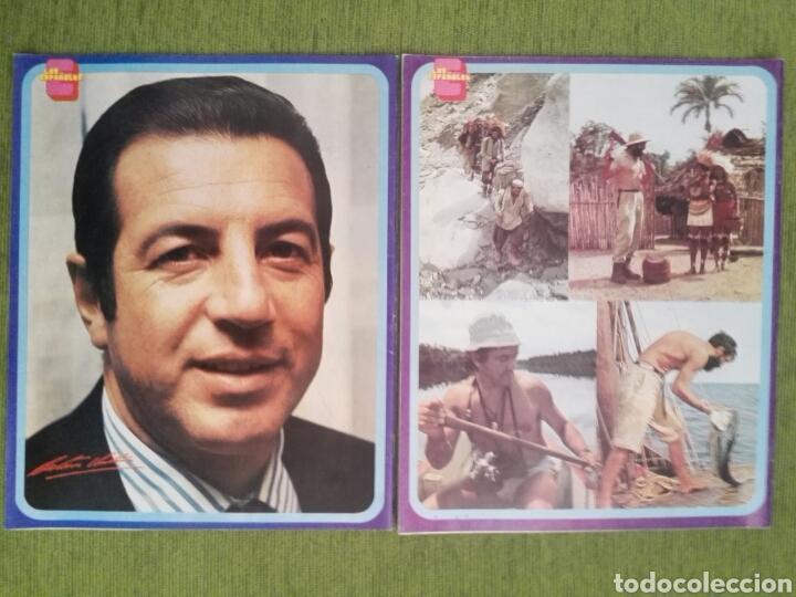 Coleccionismo de Revista Temas Españoles: COLECCIONABLE LOS ESPAÑOLES AÑO 1972. LOTE DE 23 REVISTAS - Foto 17 - 162350141