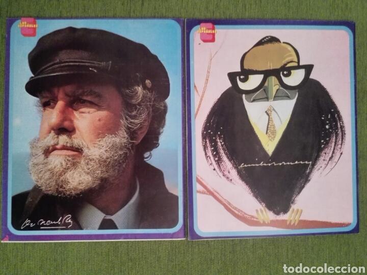 Coleccionismo de Revista Temas Españoles: COLECCIONABLE LOS ESPAÑOLES AÑO 1972. LOTE DE 23 REVISTAS - Foto 19 - 162350141