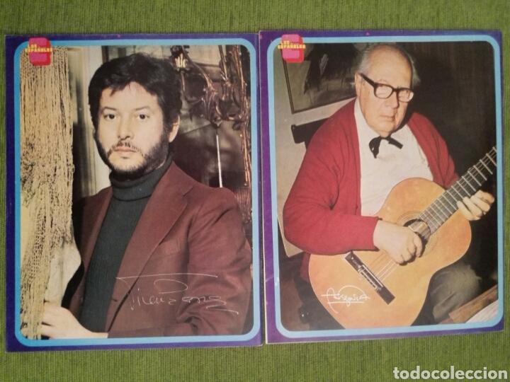 Coleccionismo de Revista Temas Españoles: COLECCIONABLE LOS ESPAÑOLES AÑO 1972. LOTE DE 23 REVISTAS - Foto 23 - 162350141