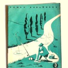 Coleccionismo de Revista Temas Españoles: REVISTA TEMAS ESPAÑOLES. Nº 330. 1959 - PESCA FLUVIAL. Lote 162817134