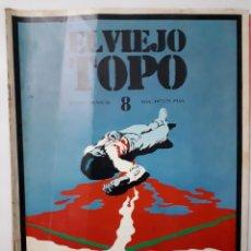 Coleccionismo de Revista Temas Españoles: EL VIEJO TOPO. NO. 8, MAYO 1977. Lote 163625913