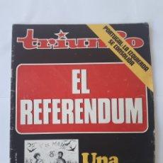 Coleccionismo de Revista Temas Españoles: TRIUNFO. NÚM. 692, MAYO 1976. Lote 164071798