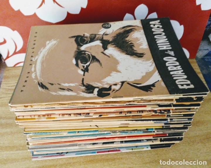 Coleccionismo de Revista Temas Españoles: Lote 60 revistas temas españoles ver mas - Foto 2 - 166796862