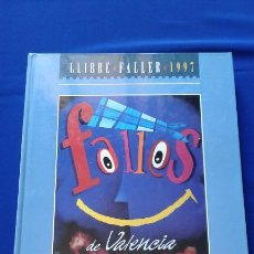 Coleccionismo de Revista Temas Españoles: LIBRO FALLERO 1997 JUNTA CENTRAL FALLERA. Lote 171370479