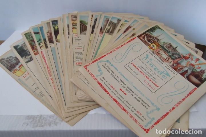 Coleccionismo de Revista Temas Españoles: # PROVINCIAS DE ESPAÑA # LAMINAS #PUBLICIDAD DE EPOCA #CIRCA 1950-1960 # - Foto 2 - 172337689