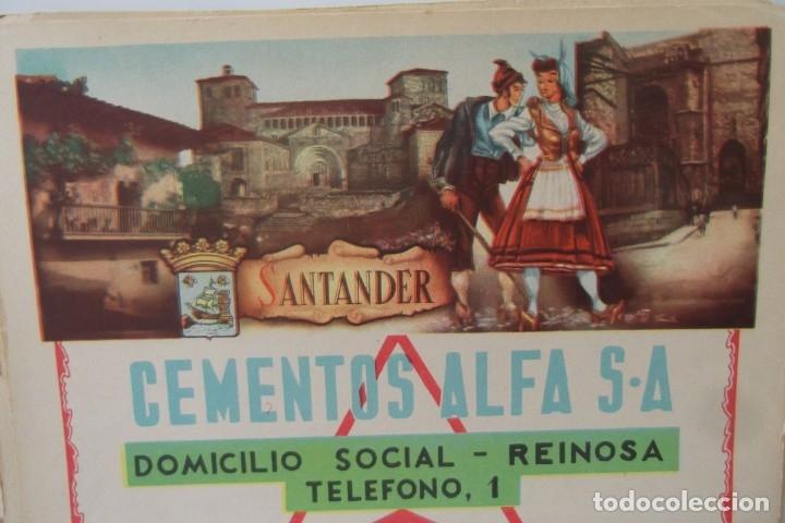 Coleccionismo de Revista Temas Españoles: # PROVINCIAS DE ESPAÑA # LAMINAS #PUBLICIDAD DE EPOCA #CIRCA 1950-1960 # - Foto 5 - 172337689