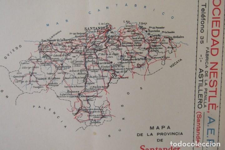 Coleccionismo de Revista Temas Españoles: # PROVINCIAS DE ESPAÑA # LAMINAS #PUBLICIDAD DE EPOCA #CIRCA 1950-1960 # - Foto 6 - 172337689