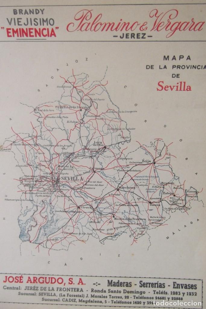Coleccionismo de Revista Temas Españoles: # PROVINCIAS DE ESPAÑA # LAMINAS #PUBLICIDAD DE EPOCA #CIRCA 1950-1960 # - Foto 11 - 172337689