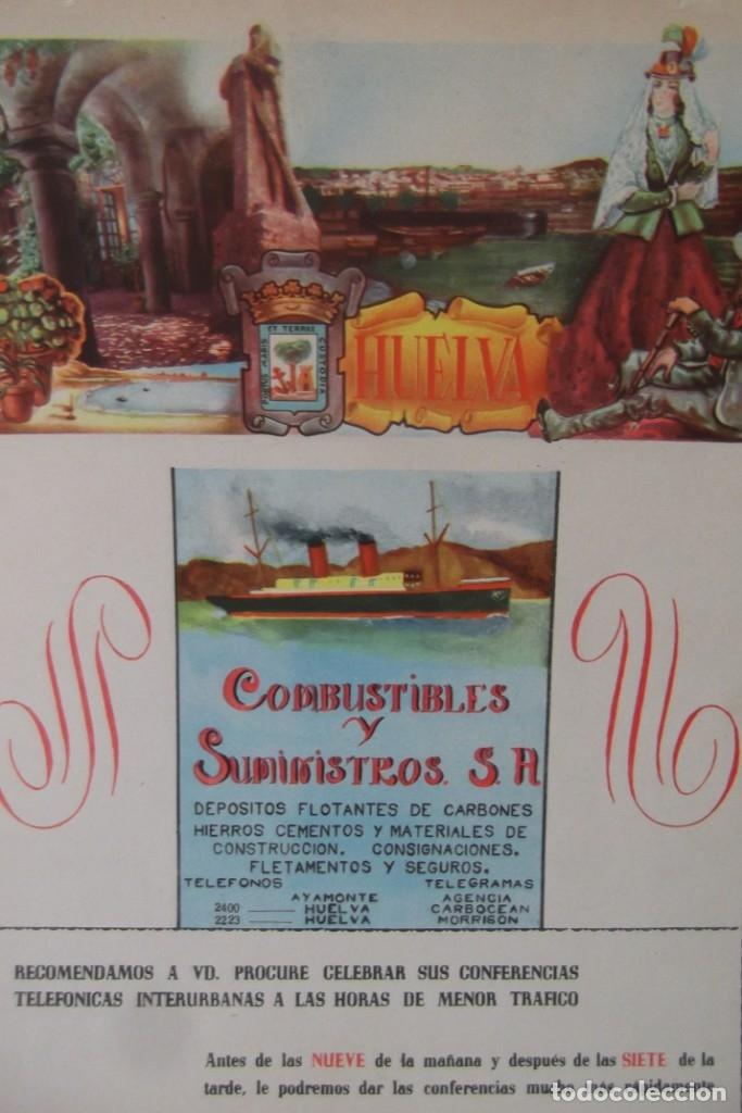 Coleccionismo de Revista Temas Españoles: # PROVINCIAS DE ESPAÑA # LAMINAS #PUBLICIDAD DE EPOCA #CIRCA 1950-1960 # - Foto 12 - 172337689