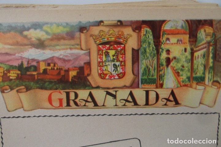 Coleccionismo de Revista Temas Españoles: # PROVINCIAS DE ESPAÑA # LAMINAS #PUBLICIDAD DE EPOCA #CIRCA 1950-1960 # - Foto 15 - 172337689
