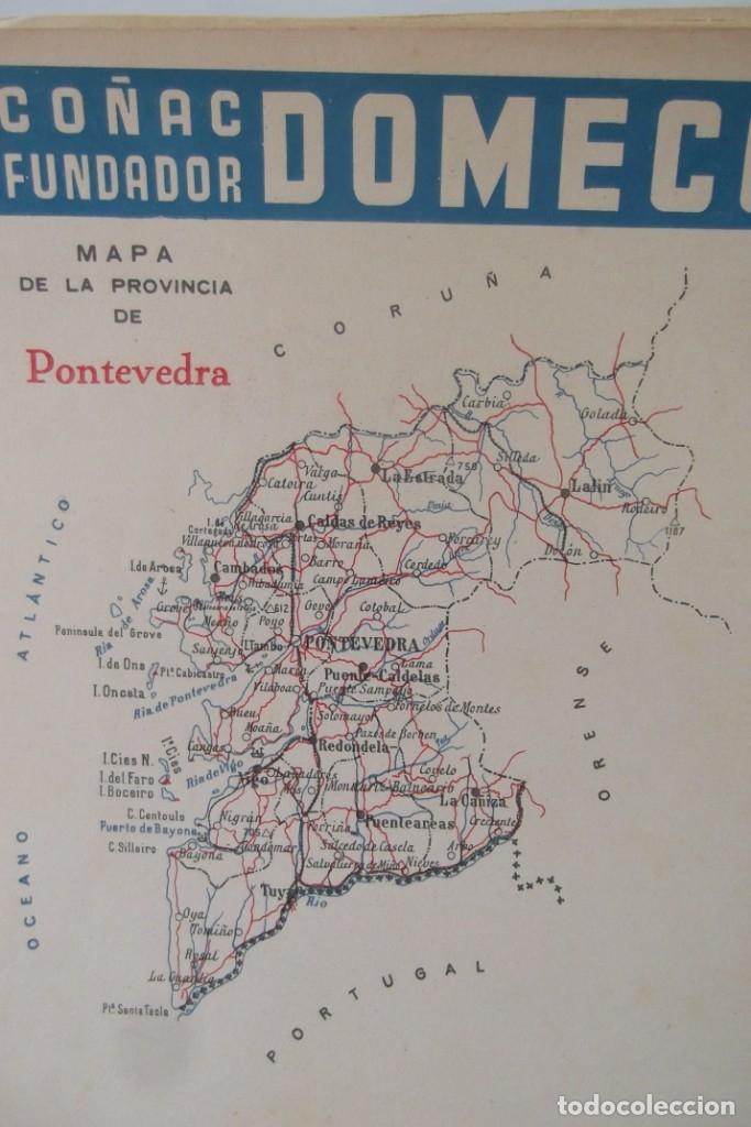 Coleccionismo de Revista Temas Españoles: # PROVINCIAS DE ESPAÑA # LAMINAS #PUBLICIDAD DE EPOCA #CIRCA 1950-1960 # - Foto 22 - 172337689