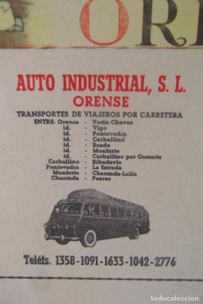Coleccionismo de Revista Temas Españoles: # PROVINCIAS DE ESPAÑA # LAMINAS #PUBLICIDAD DE EPOCA #CIRCA 1950-1960 # - Foto 24 - 172337689