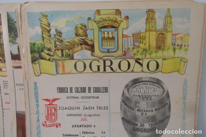 Coleccionismo de Revista Temas Españoles: # PROVINCIAS DE ESPAÑA # LAMINAS #PUBLICIDAD DE EPOCA #CIRCA 1950-1960 # - Foto 26 - 172337689