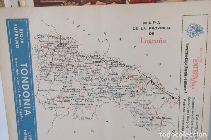 Coleccionismo de Revista Temas Españoles: # PROVINCIAS DE ESPAÑA # LAMINAS #PUBLICIDAD DE EPOCA #CIRCA 1950-1960 # - Foto 27 - 172337689