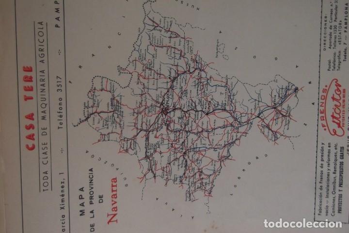 Coleccionismo de Revista Temas Españoles: # PROVINCIAS DE ESPAÑA # LAMINAS #PUBLICIDAD DE EPOCA #CIRCA 1950-1960 # - Foto 28 - 172337689