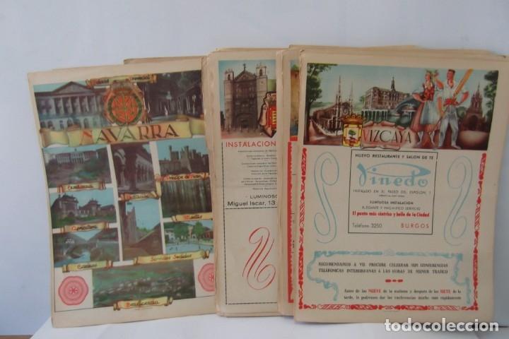 Coleccionismo de Revista Temas Españoles: # PROVINCIAS DE ESPAÑA # LAMINAS #PUBLICIDAD DE EPOCA #CIRCA 1950-1960 # - Foto 29 - 172337689
