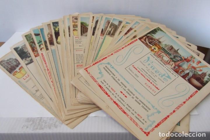 Coleccionismo de Revista Temas Españoles: # PROVINCIAS DE ESPAÑA # LAMINAS #PUBLICIDAD DE EPOCA #CIRCA 1950-1960 # - Foto 31 - 172337689