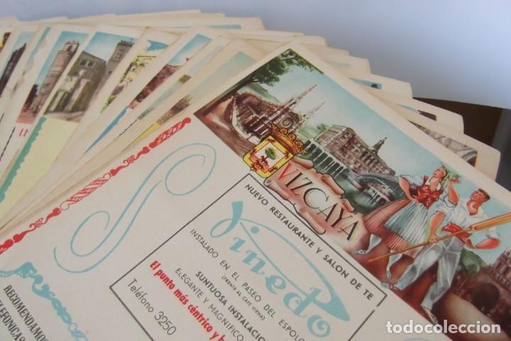 Coleccionismo de Revista Temas Españoles: # PROVINCIAS DE ESPAÑA # LAMINAS #PUBLICIDAD DE EPOCA #CIRCA 1950-1960 # - Foto 32 - 172337689
