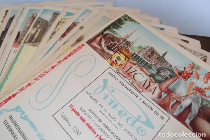 Coleccionismo de Revista Temas Españoles: # PROVINCIAS DE ESPAÑA # LAMINAS #PUBLICIDAD DE EPOCA #CIRCA 1950-1960 # - Foto 33 - 172337689