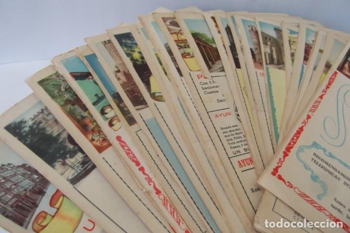 Coleccionismo de Revista Temas Españoles: # PROVINCIAS DE ESPAÑA # LAMINAS #PUBLICIDAD DE EPOCA #CIRCA 1950-1960 # - Foto 34 - 172337689