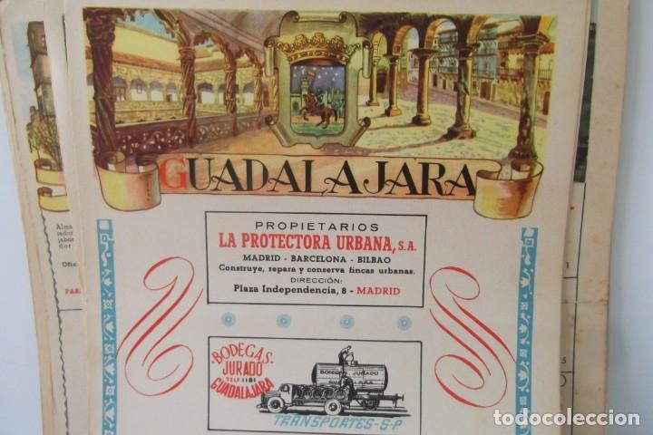 Coleccionismo de Revista Temas Españoles: # PROVINCIAS DE ESPAÑA # LAMINAS #PUBLICIDAD DE EPOCA #CIRCA 1950-1960 # - Foto 38 - 172337689