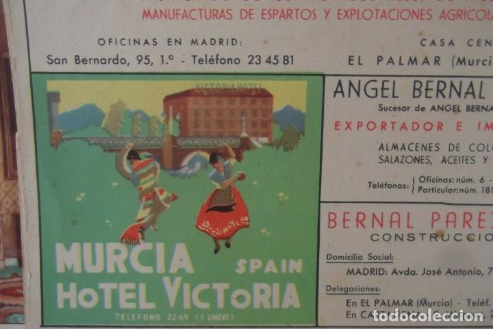 Coleccionismo de Revista Temas Españoles: # PROVINCIAS DE ESPAÑA # LAMINAS #PUBLICIDAD DE EPOCA #CIRCA 1950-1960 # - Foto 42 - 172337689