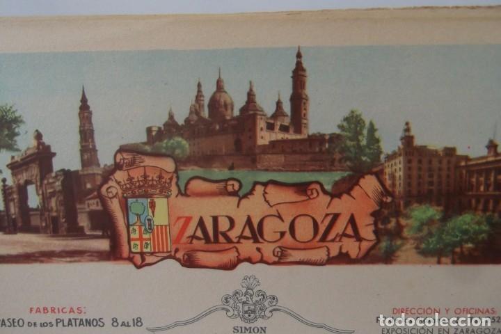 Coleccionismo de Revista Temas Españoles: # PROVINCIAS DE ESPAÑA # LAMINAS #PUBLICIDAD DE EPOCA #CIRCA 1950-1960 # - Foto 47 - 172337689