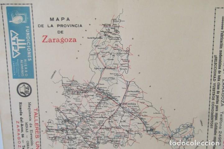 Coleccionismo de Revista Temas Españoles: # PROVINCIAS DE ESPAÑA # LAMINAS #PUBLICIDAD DE EPOCA #CIRCA 1950-1960 # - Foto 49 - 172337689
