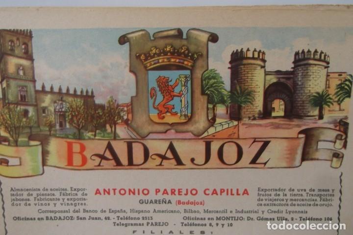 Coleccionismo de Revista Temas Españoles: # PROVINCIAS DE ESPAÑA # LAMINAS #PUBLICIDAD DE EPOCA #CIRCA 1950-1960 # - Foto 50 - 172337689