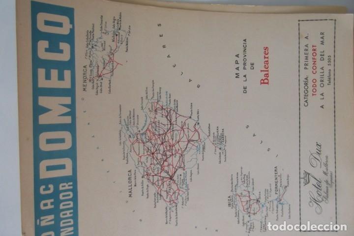Coleccionismo de Revista Temas Españoles: # PROVINCIAS DE ESPAÑA # LAMINAS #PUBLICIDAD DE EPOCA #CIRCA 1950-1960 # - Foto 54 - 172337689